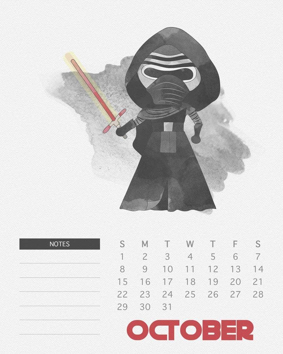 calendario-star-wars-2017-10