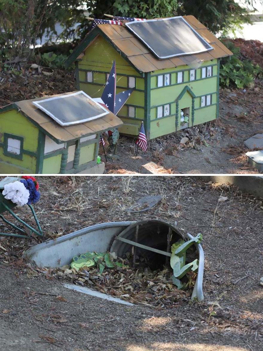 Túnel do Sapo Davis na California