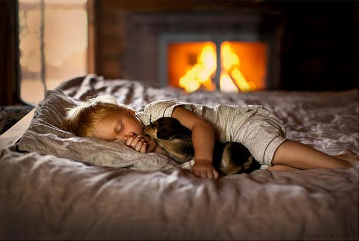 caes-criancas-dormindo (17)