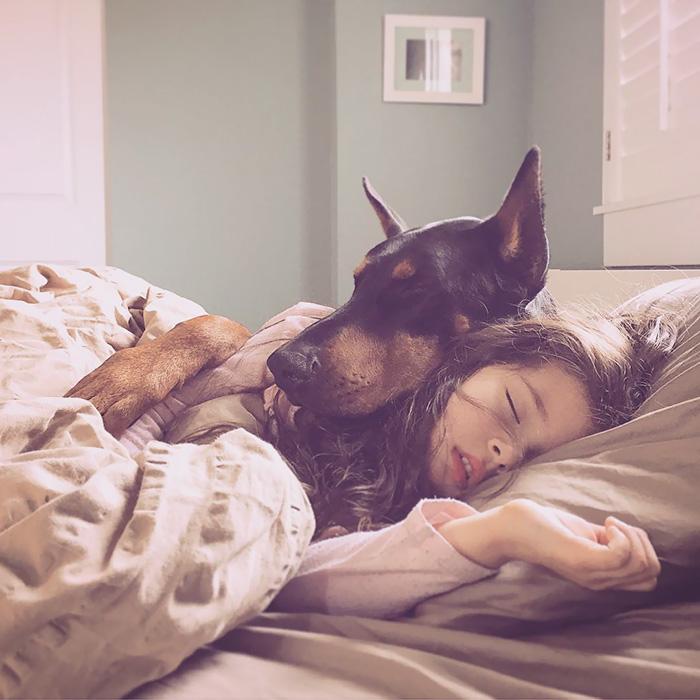 caes-criancas-dormindo (27)