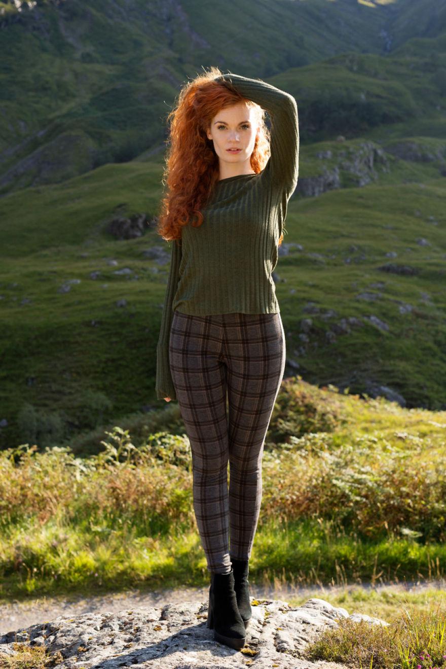 Kirstie da Escócia