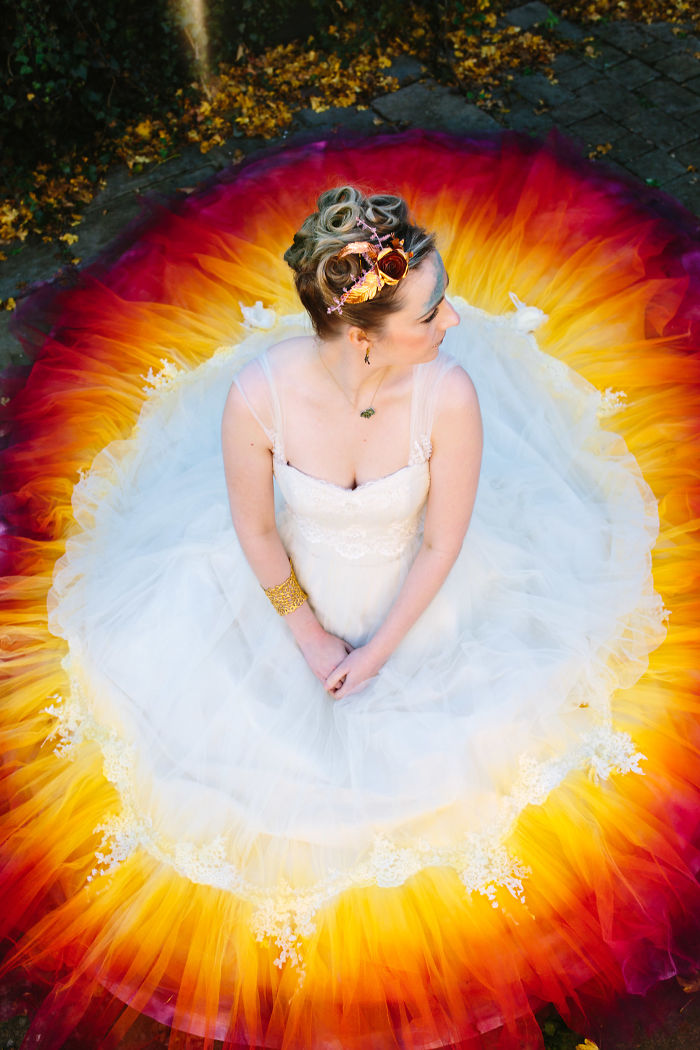 Labour-of-love-54-hours-sewing-7-hours-spraying-to-create-this-incredible-dipdye-wedding-dress-59240981ac775__700