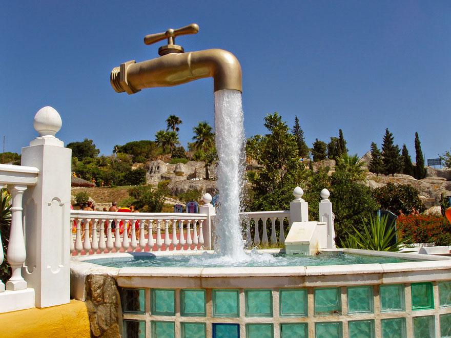 Magic Tap em Cadiz, na Espanha