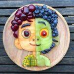 personagens-da-disney-criados-em-pratos-de-frutas (11)