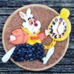personagens-da-disney-criados-em-pratos-de-frutas (14)