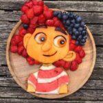 personagens-da-disney-criados-em-pratos-de-frutas (26)